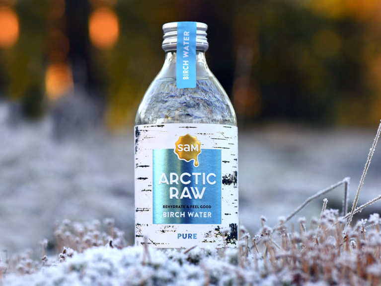 arcticraw birch water