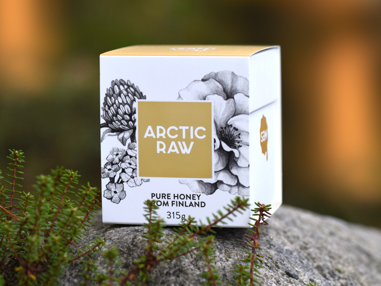 arcticraw honey